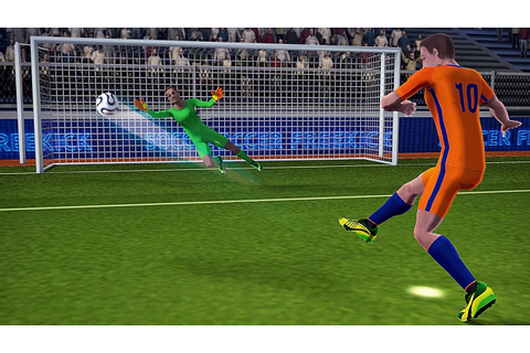 Soccer World League FreeKick (by Best Mobile Sport Games ...