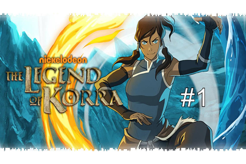 Walkthrough - The Legend of Korra #01 - Chapter 1 - A New ...