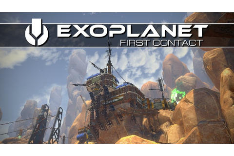 Space Western Game Exoplanet: First Contact Just Got ...