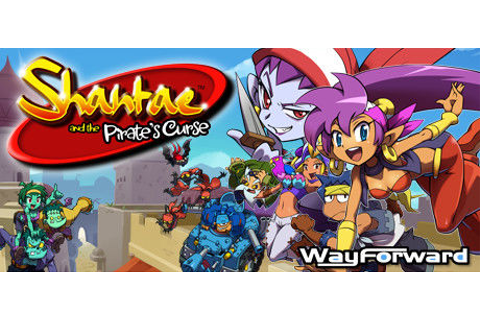 Shantae and the Pirate's Curse (2015) Windows credits ...
