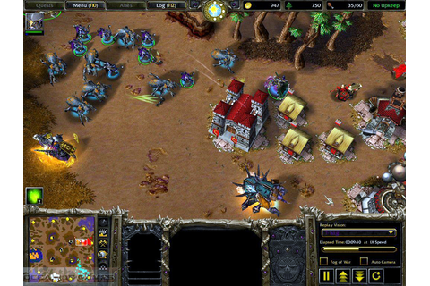 Warcraft III The Frozen Throne Free Download - Ocean Of Games
