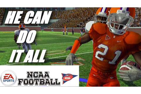 SPRING GAME TIME & WE GOT A NEW POSITION - NCAA FOOTBALL ...