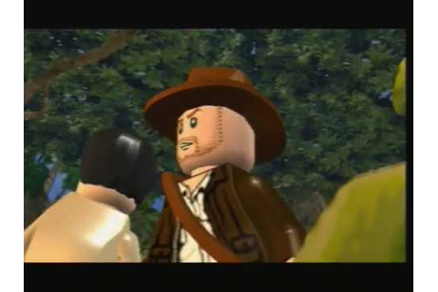 Lego indiana jones la trilogie originale sur Playstation 2 ...