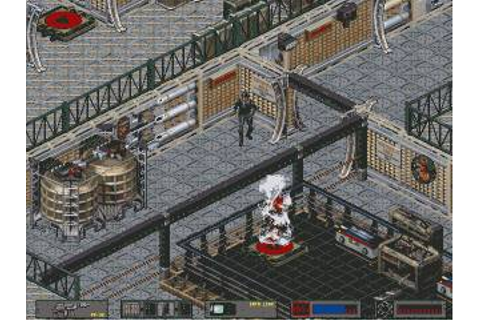 Crusader: No Regret Download (1996 Arcade action Game)
