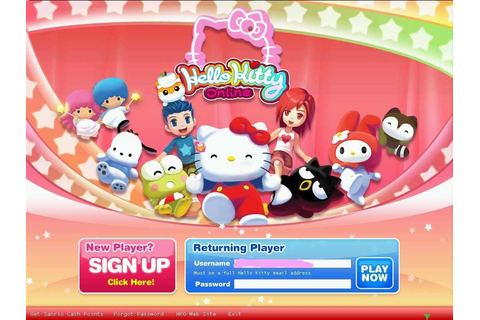 Hello Kitty Online Download Free Full Game | Speed-New
