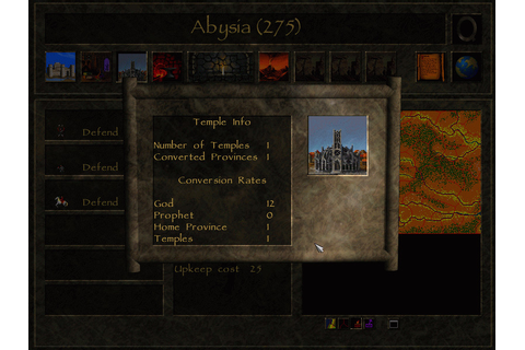 Dominions: Priests, Prophets & Pretenders (2001 - Windows ...