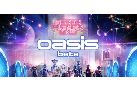 Ready Player One: OASIS beta on Steam