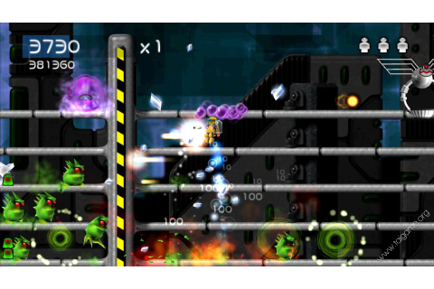 Alien Zombie Megadeath - Tai game | Download game Hành động