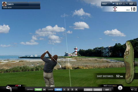 World Golf Tour - Sports Games Live