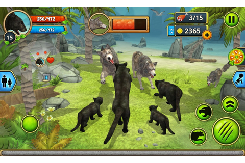Panther Family Sim Online - Android Apps on Google Play
