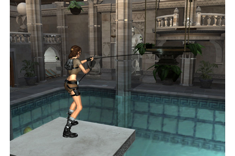 pusatpcgame: Tomb Raider Legend
