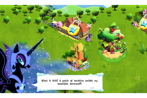 MY LITTLE PONY - Friendship is Magic – Games for Windows ...