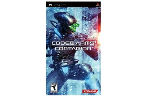 Konami Coded Arms: Contagion Review: - Games - Consoles ...