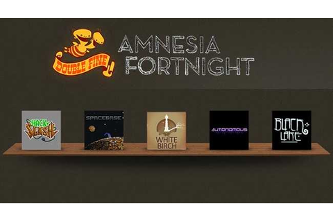 Double Fine Amnesia Fortnight Prototypes Now Available As ...