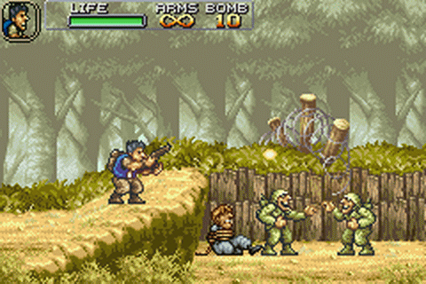 Play Metal Slug Advance Nintendo Game Boy Advance online ...