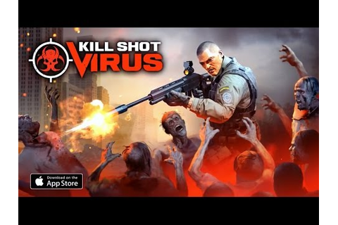 Kill Shot Virus (Hothead Games Inc.) - IOS Gameplay ...