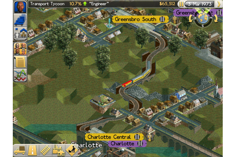 Transport Tycoon is now available for iOS | iMore