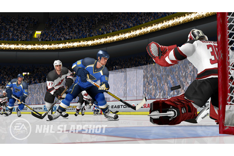 Video Games -- 'NHL Slapshot' producer talks mini-sticks ...