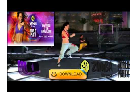 Zumba Fitness World Party - FREE Download - Xbox360\Wii ...