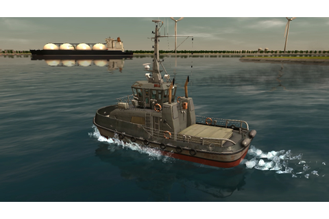 Ocean Of Games » European Ship Simulator Remastered Free ...