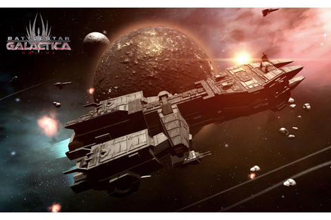 The Who, What And How Of Battlestar Galactica Online ...