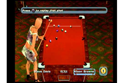 UKGN 10th Anniversary - World Championship Pool 2004 [PS2 ...