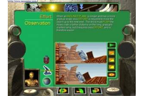 Serious Game Classification : Star Wars: Droid Works (1998)