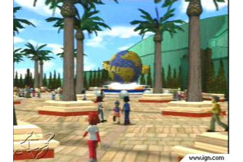 Theme park levels in games - NeoGAF