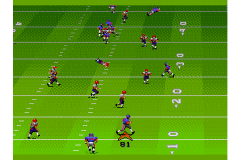 John Madden Football 92 Download Game | GameFabrique