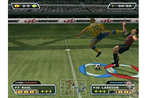 RedCard Soccer 20-03 (Original Xbox) Game Profile ...