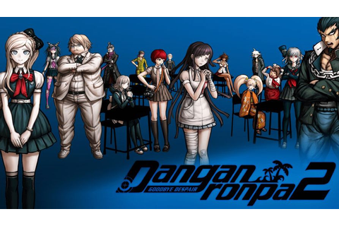 REVIEW / Danganronpa 2: Goodbye Despair (VITA) - That ...