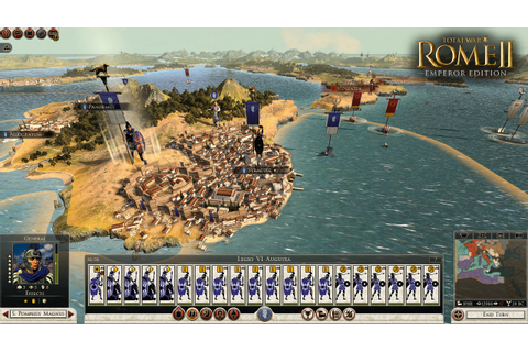 Total War: ROME II - Emperor Edition - Total War