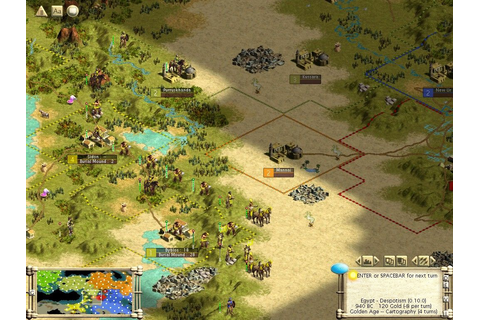 Sid Meier's Civilization III: Conquests Screenshots for ...