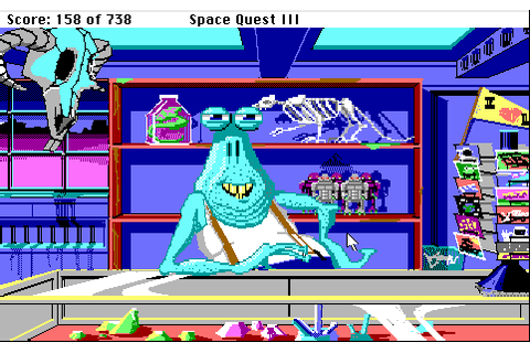 Download Space Quest III: The Pirates of Pestulon - My ...