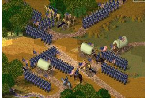 North vs South: The Great American Civil War PC CD game | eBay