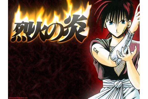 Flame Of Recca Wallpapers - Wallpaper Cave