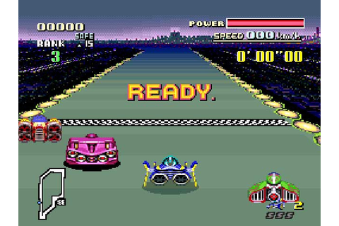 F-Zero Available To Download Now In North America ...