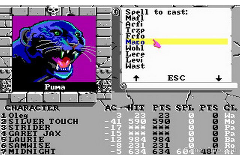 The Bard's Tale III: Thief of Fate (1988 video game)