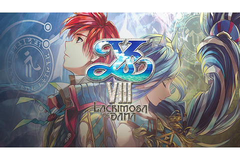 Ys VIII: Lacrimosa of DANA - Download Full - Free GoG PC Games