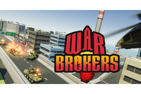 WarBrokers.io - First 3d browser based Battle Royale game ...