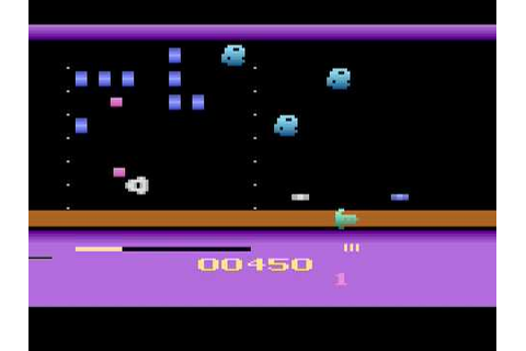 Oystron - Atari 2600 Homebrew - YouTube
