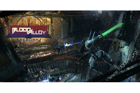 Blood Alloy: Reborn - Download Free Full Games | Arcade ...