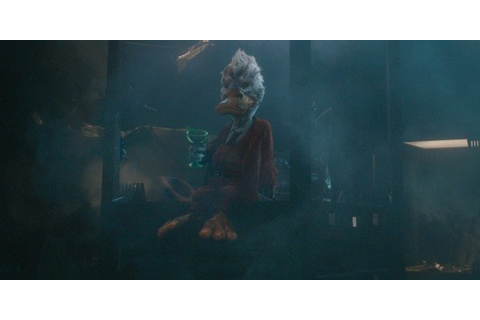 The Story Behind Howard The Duck And Avengers: Endgame