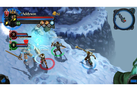Amazon.com: Dungeon Hunter Alliance - PlayStation Vita ...