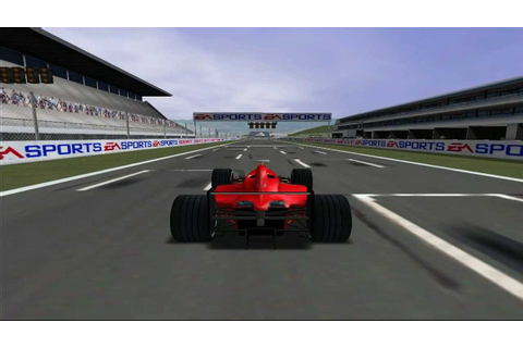 F1 2000 PC Gameplay HD - YouTube