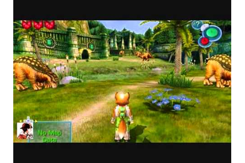 Starfox Adventures - Day Break - (Thorntail Hollow Day ...