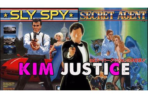 Sly Spy: Secret Agent (Arcade) - The Ultimate James Bond ...