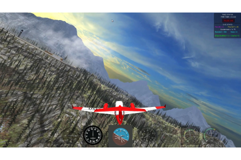 FREE DOWNLOAD » Air Attack 3.0, Aerial Firefighting Game ...