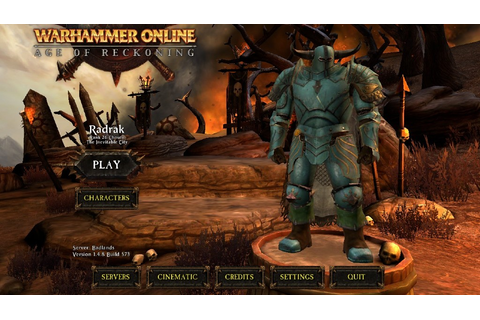 Steam Community :: Warhammer Online: Age of Reckoning