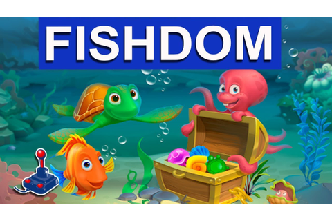 Fishdom Game Full Version Authorized Download - YouTube
